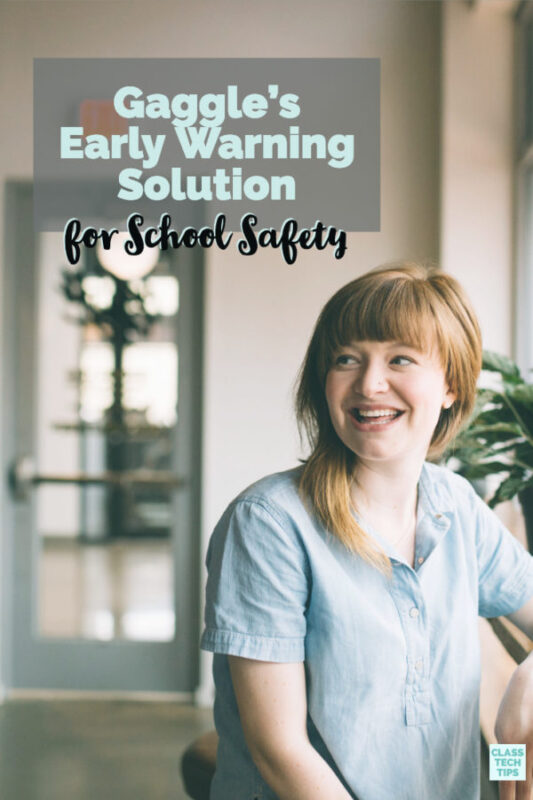 What does staying safe online look like in your school? Learn how the school safetey tool from Gaggle supports early warning throughout the school year.