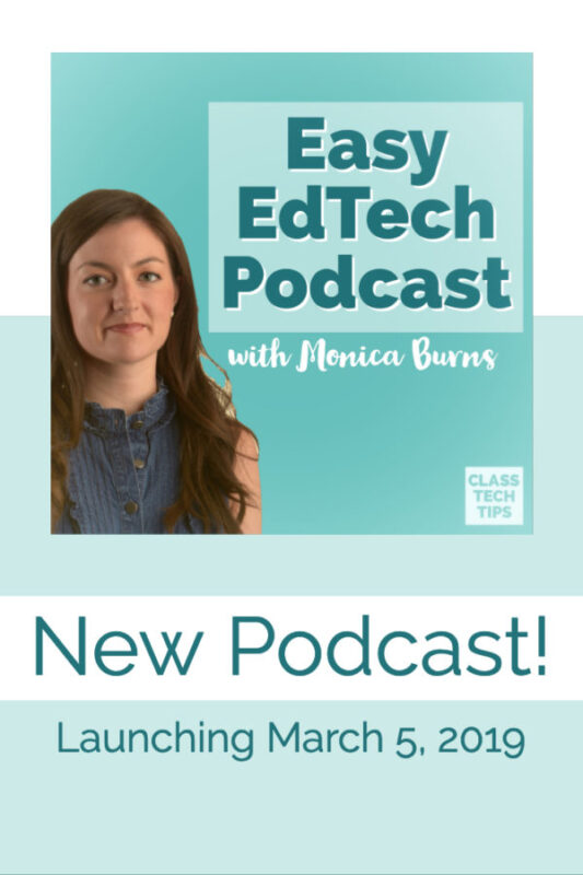 Monica Burns from the popular EdTech blog ClassTechTips brings you teaching strategies, tips and activity ideas.