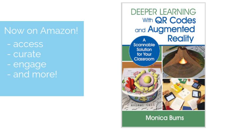 EdTech Books by Monica Burns - Class Tech Tips