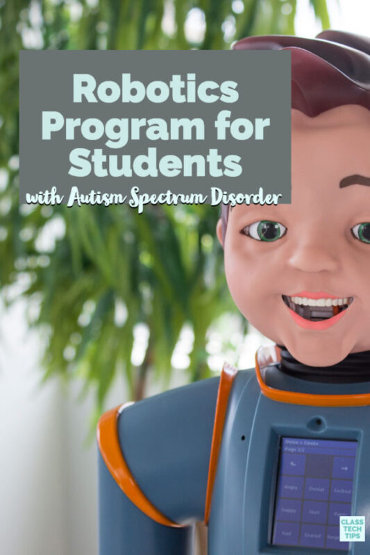 This robotics curriculum is helping students develop skills around social and emotional understanding, communication and self-regulation, and more!