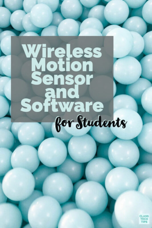 Learn how a Wireless Motion Sensor from PASCO can change the way students interact with science and math concepts this school year.