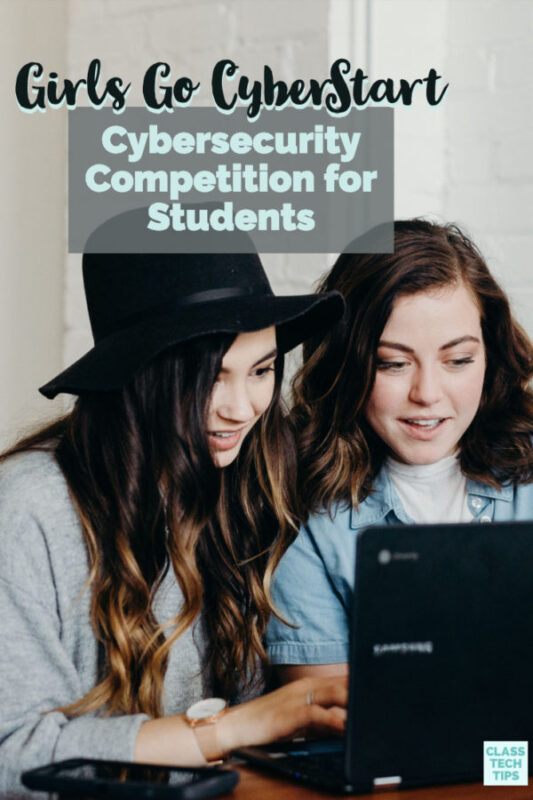 Your students can join a new cybersecurity competiton from Girls Go CyberStart to learn about an industry that uses computer science and coding every day!