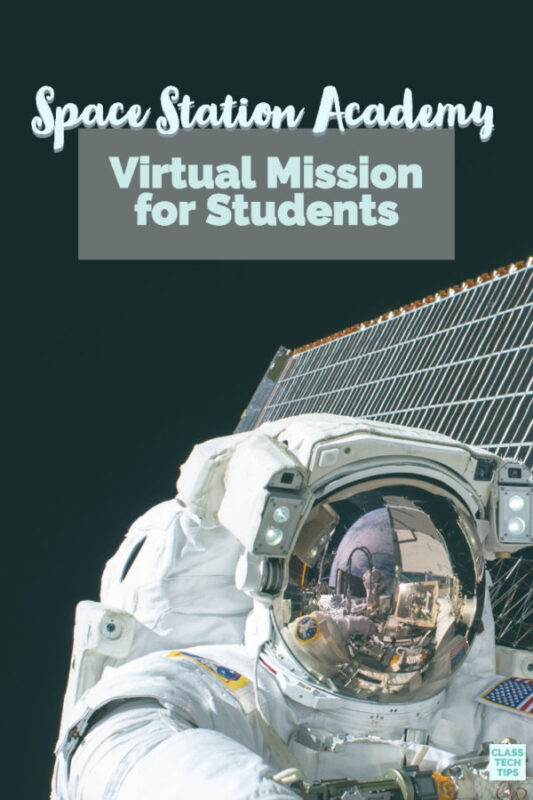 As we prepare students to solve the challenges of today and tomorrow, The Virtual High School has a special program called the Space Station Academy.