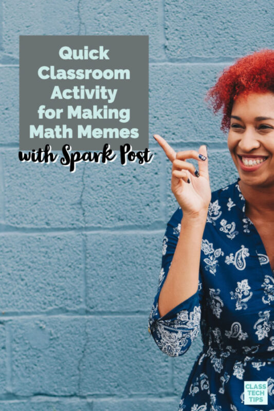 Your students can start making math memes in your classroom with a favorite, free tool. Use this step-by-step guide to start right away.