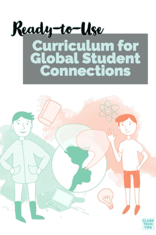 Learn how to easily access ready-to-use curriculum for global student connections. This online pltaform and EdTech tool makes it easy to connect students.