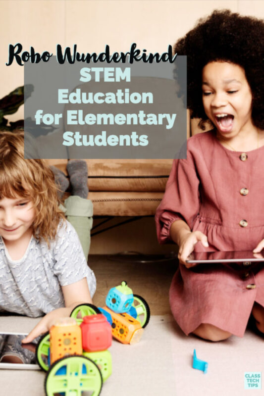 Robo Wunderkind has an easy-to-use and STEM education solutions to elementary students and educators to help kids learn how to code with robots.