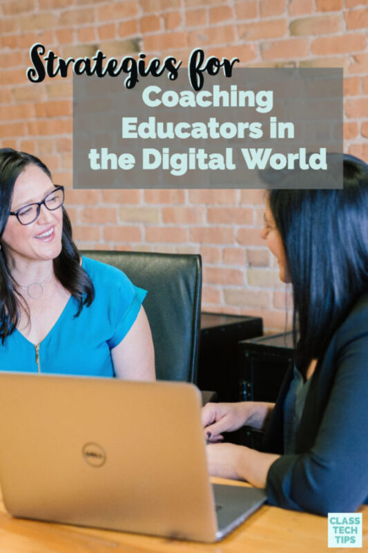 Learn new strategies for coaching educators in a digital world in the new book Tech Request by Emily L. Davis and Brad M. Currie.