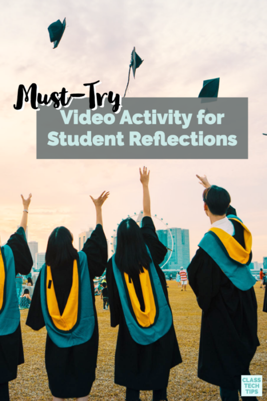 This time of year is perfect for student reflections. Follow along with this step-by-step lesson guide to make this activity happen in your classroom.