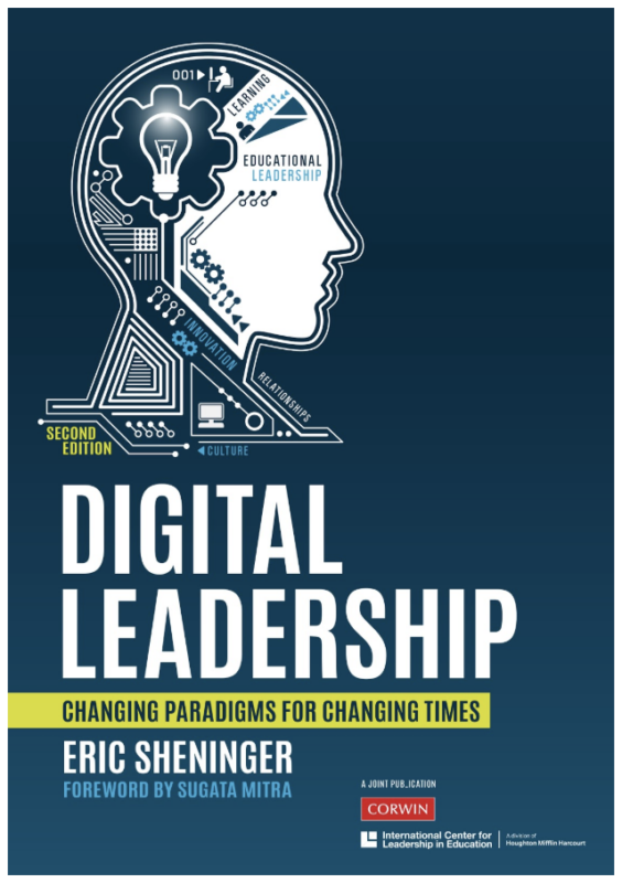 Digital leadership is a necessity in today's schools and the new edition of Eric Sheninger's book on the topic includes actionable information for leaders.