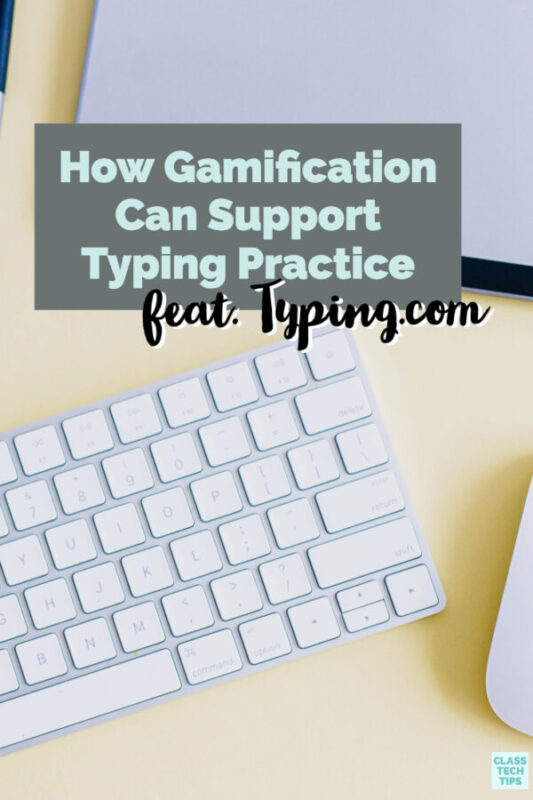 Learn how gamification can support typing practice in your classroom this school year. Prepare students for everyday success with Typing.com.