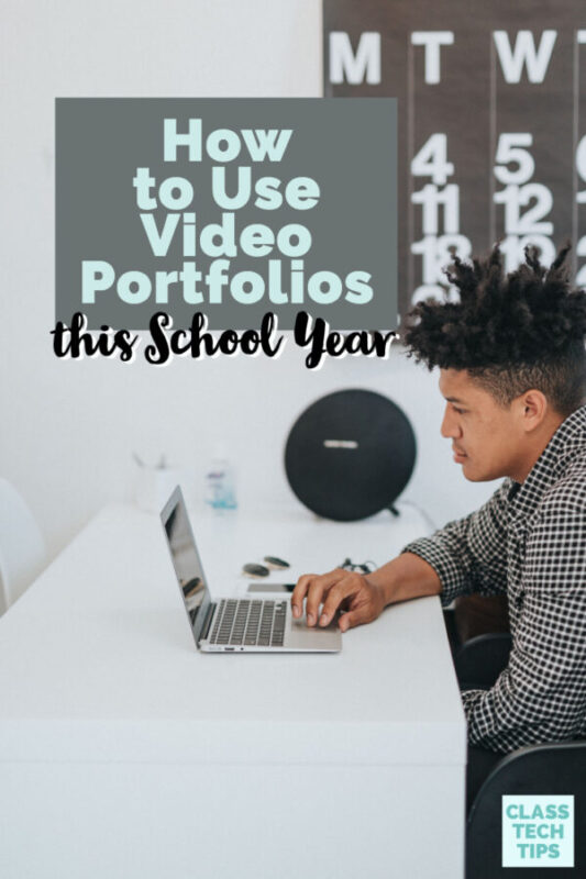 Video portfolios are an excellent option for encouraging students to reflect on their learning and showcase their accomplishments this school year.
