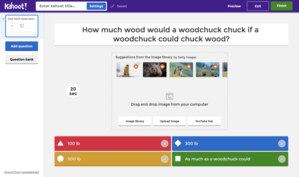 Do you Kahoot? For back-to-school this year, Kahoot has announced some big updates and new features for their quiz creator tool for teachers.