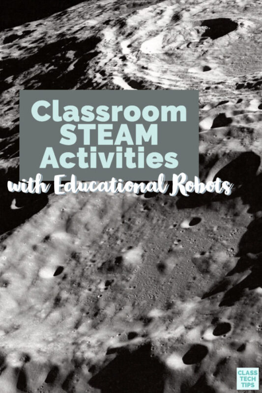 A special set of STEAM activities for students. With Boxlight's educational robots, this partnership is truly out of this world!