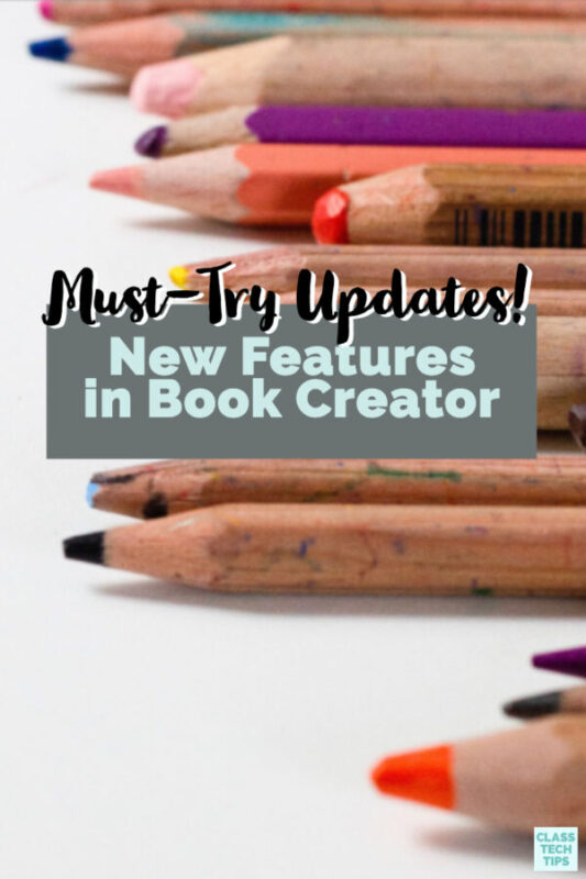 Announced this summer: a bunch of exciting new Book Creator features that I tell you all about in this new blog post and webinar recording.