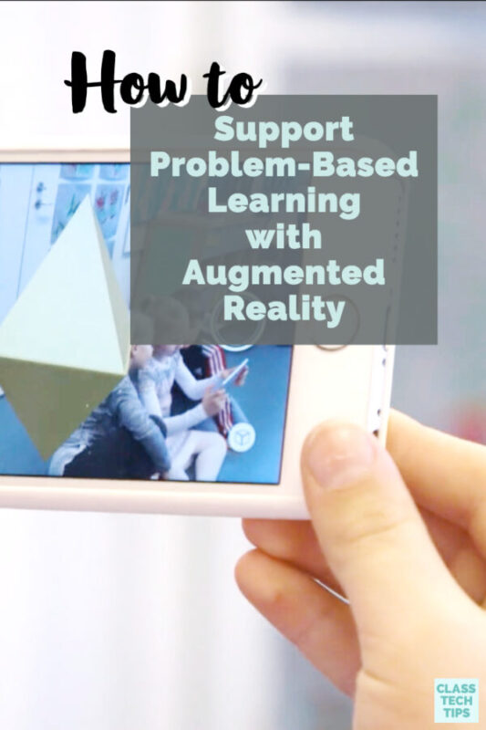 Learn how to incorporate problem-based learning (PBL) alongside the UN Sustainable Development Goals and 3DBear augmented reality tool this school year.
