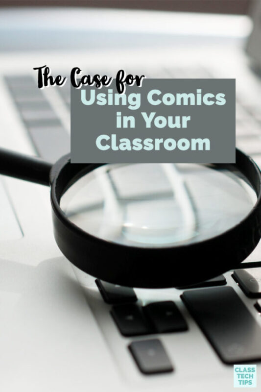 Learn how to use comics in your classroom this school year to promote creativity, empower writers, and give students a space to showcase their learning!