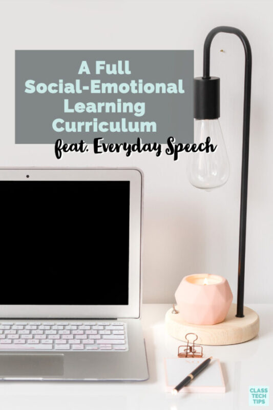 Learn more about a Social-Emotional Learning curriculum you can use in your school this year. It includes lesson plans and SEL lesson ideas.