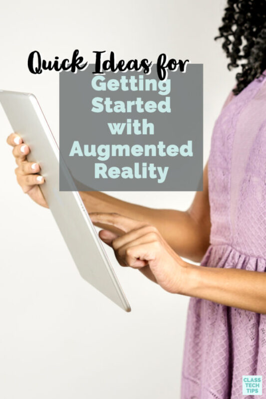 In this blog post, you'll learn about some of my favorite augmented reality apps for students — along with quick ideas for getting started with augmented reality this school year.