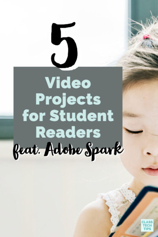 Learn how students of all ages can share their reading experiences in video projects. Students can make book trailers, author spotlights, and more!