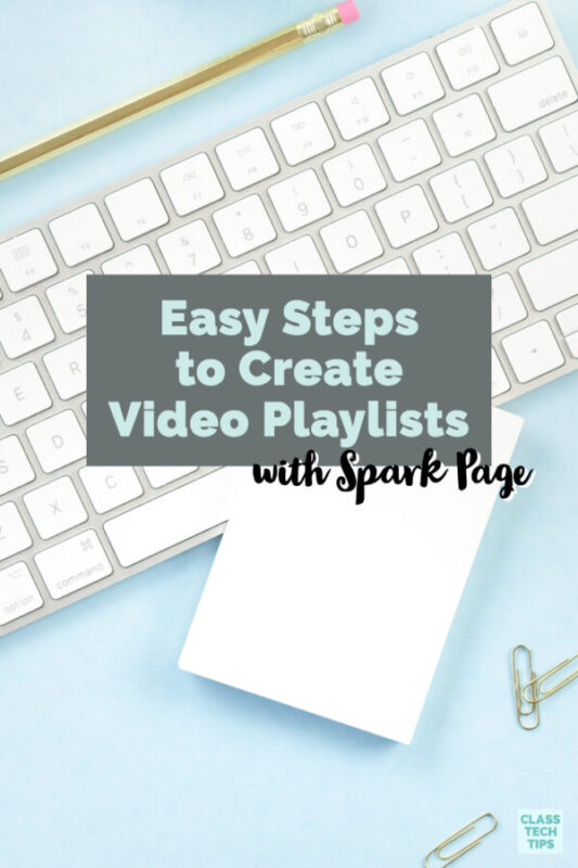 Learn how to share tutorials, explainer videos, or clips from a documentary, as you create video playlists for your students this school year.