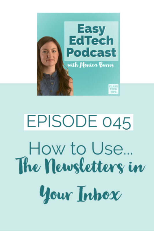 Learn how to make the most of the newsletters in your inbox. Hear ways to share, save and use your newsletters to spark conversations with colleagues.