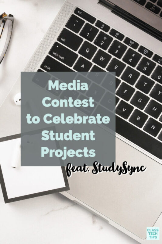 Learn about a new media contest from StudySync that celebrates all of the ways students can share their learning through student projects like a video.