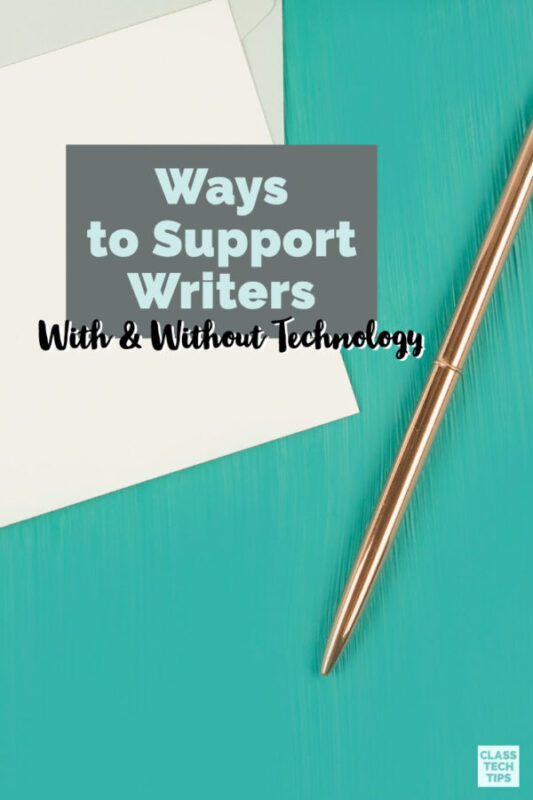 Learn how to support student writers this school year using technology and with more traditional methods. Hear from author Michele Haiken and her new book.