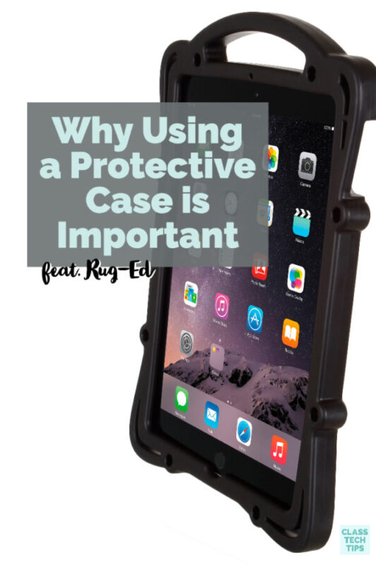 Learn how a protective case for an iPad can help student devices stay intact throughout the school year. This blog post shares Rug-Ed.