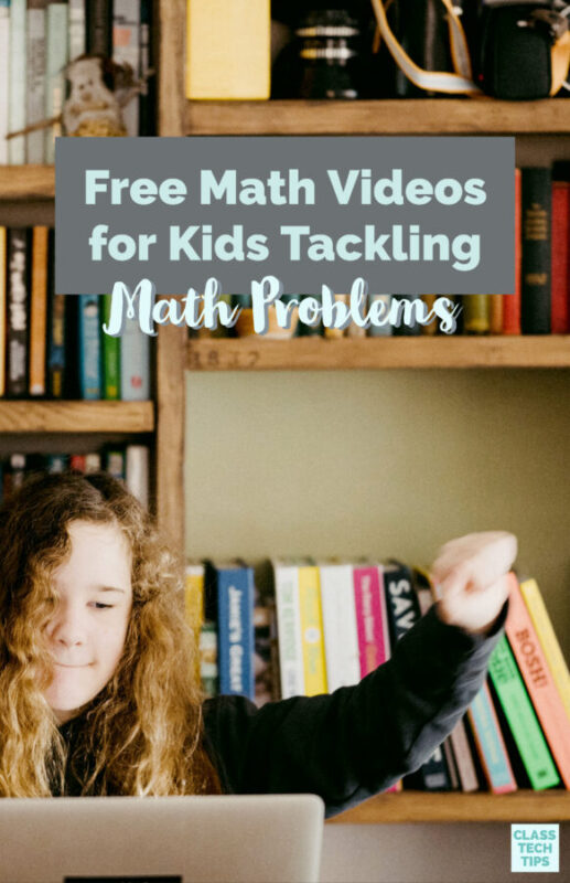 Learn how you can share free math videos for kids and curriculum support for teachers at home for remote learning and in the classroom.