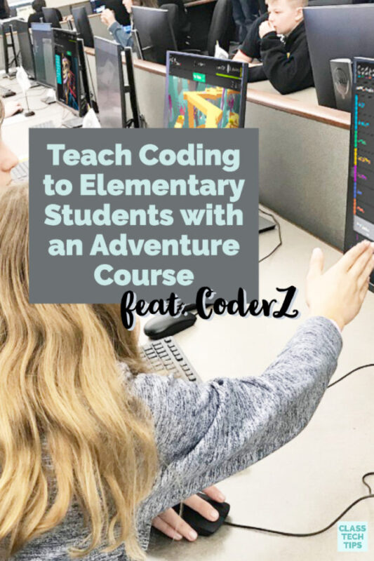 How can you teach coding to elementary school students? A new program from CoderZ has the answer to this question and even more STEM resources.