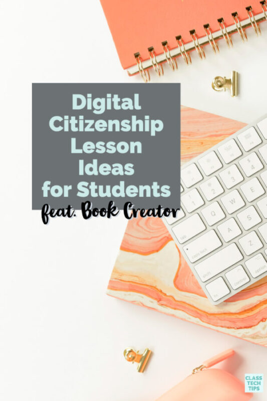Learn how to integrate digital citizenship lesson ideas into student learning experiences in any subject area.