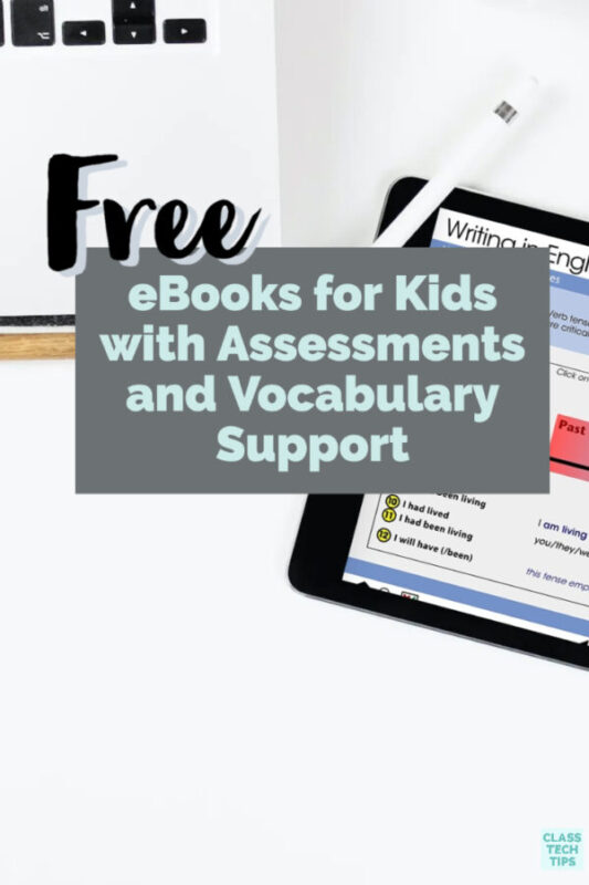 Are you searching for free eBooks for kids? The team at AmEnglish has you covered with adaptive assessments, vocabulary support, and so much more!