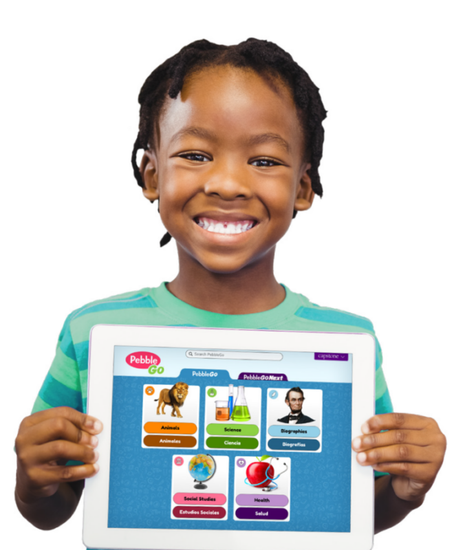 Do you support K-3 readers with health education? PebbleGo Health can help address SEL and science goals for elementary readers.