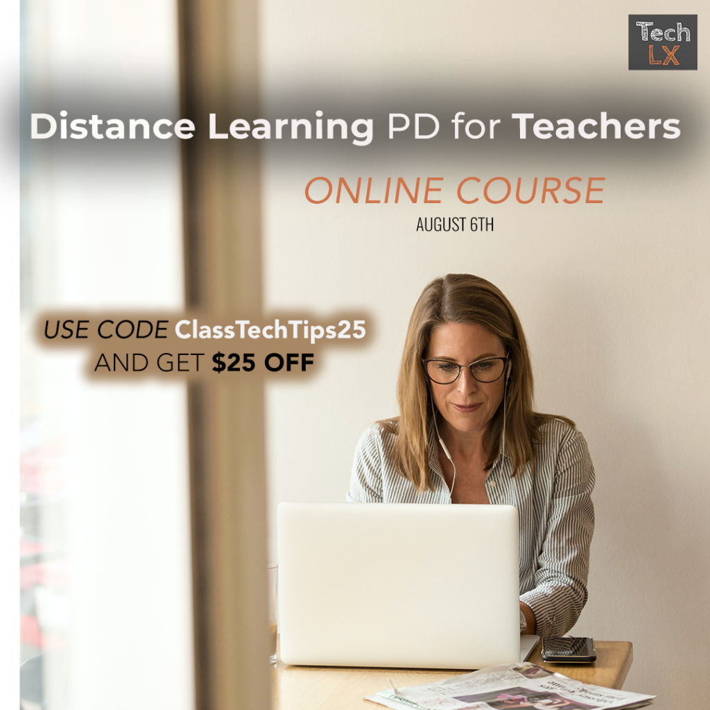 This distance learning professional development opportunity starts next week and runs throughout August! You can join in for this special event.