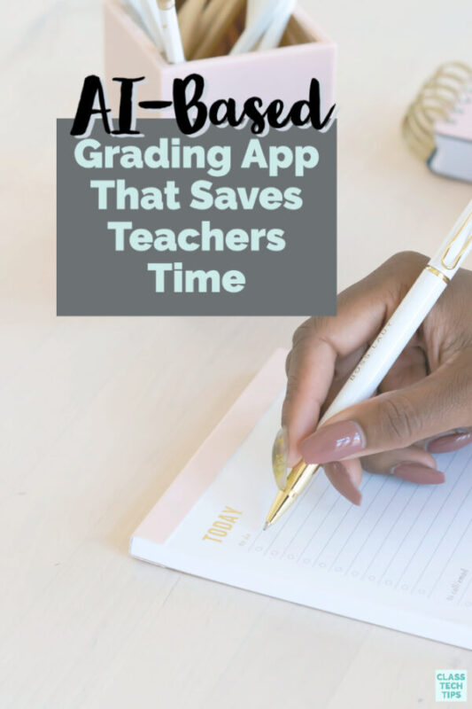 Learn how an AI grading app for teachers can help you save time, and start using contactless grading during distance learning.