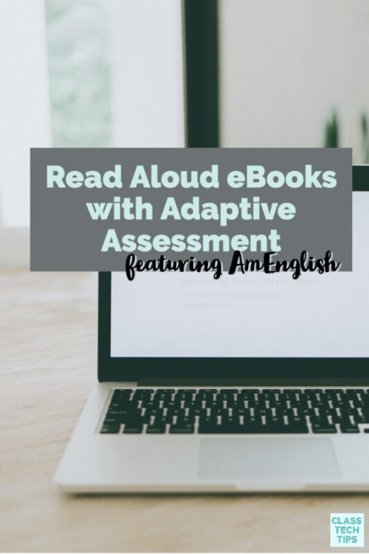 If you support students with blended learning in the classroom or distance learning at home, you'll want to check out these read aloud eBooks.