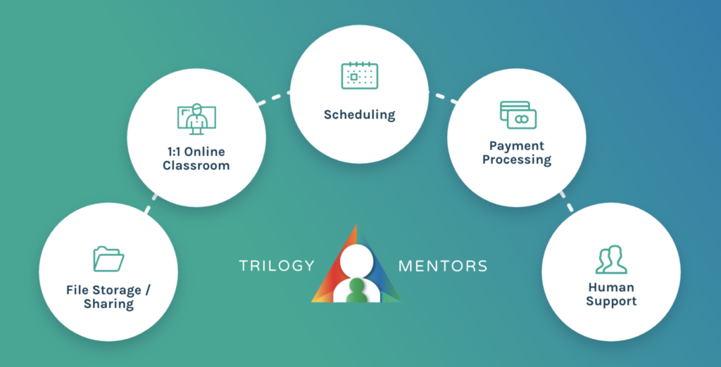 Online tutoring platform for teachers