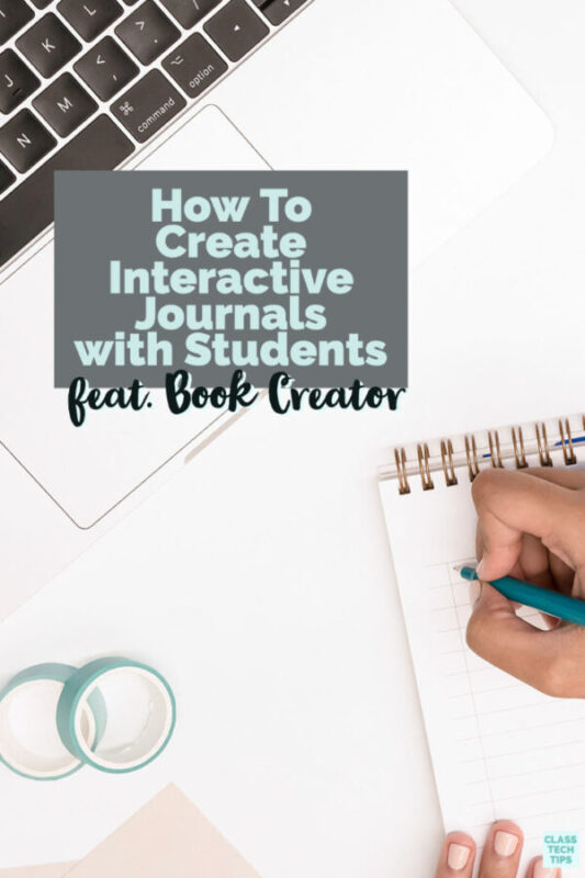 Learn how to create interactive journals with Book Creator using this free ebook.