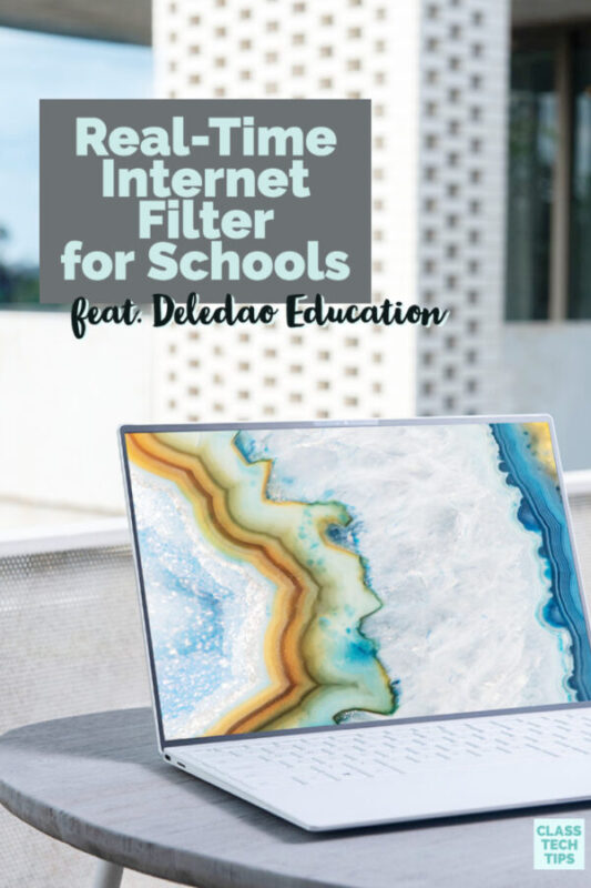 Learn about a new real-time internet filter that helps monitor how students interact online.