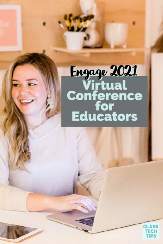 Learn about a virtual conference for educators on engagement strategies.