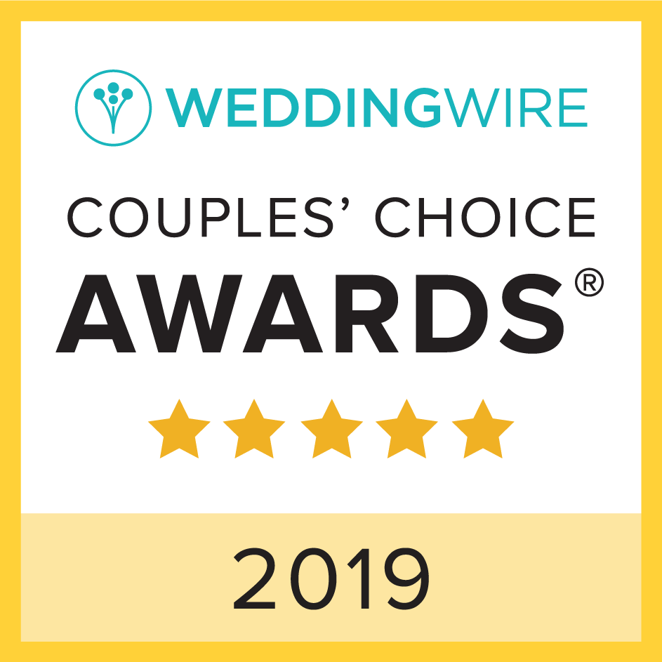 Greens Point Catering WeddingWire Award 2019