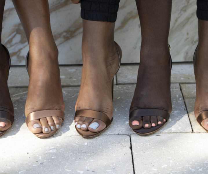 Meet Salone Monet, the inclusive line of nude shoes that you need for the Spring