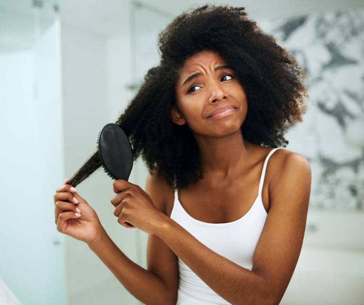 6 Tips to Detangle Natural Hair Like a Pro: Soultanicals Knot Sauce Coil Detangler