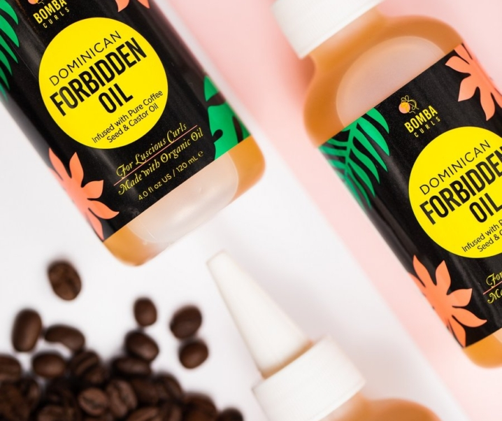 3 Ways To Use The Dominican Forbidden Oil for Healthy Hair – Bomba Curls #BrandsOnTheRise