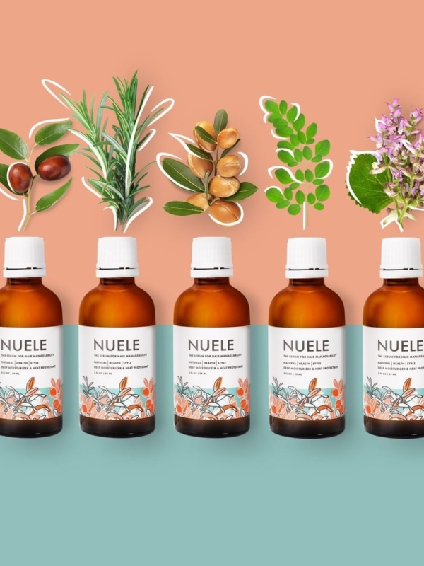 I Tried The Nuele Multipurpose Hair Serum and Here are My Thoughts