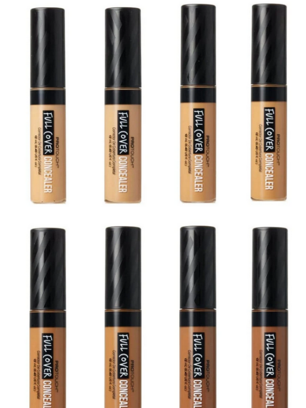 Introducing the NEW Full Cover Concealer from KISS New York Professional