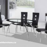 Glass Top Dinette