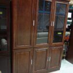hy-MX-203 3 door Wood Cabinet 999
