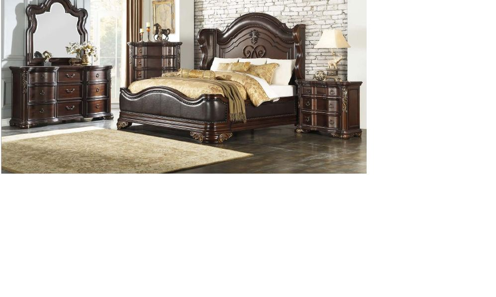 Elegant Designed Bedroom set - Excellent Price