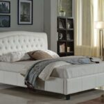 Leather/ PU Bed